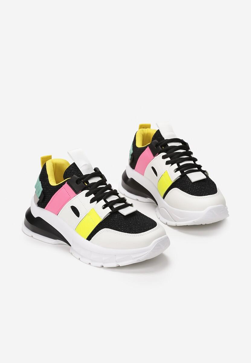 Czarne Sneakersy Rhiannan