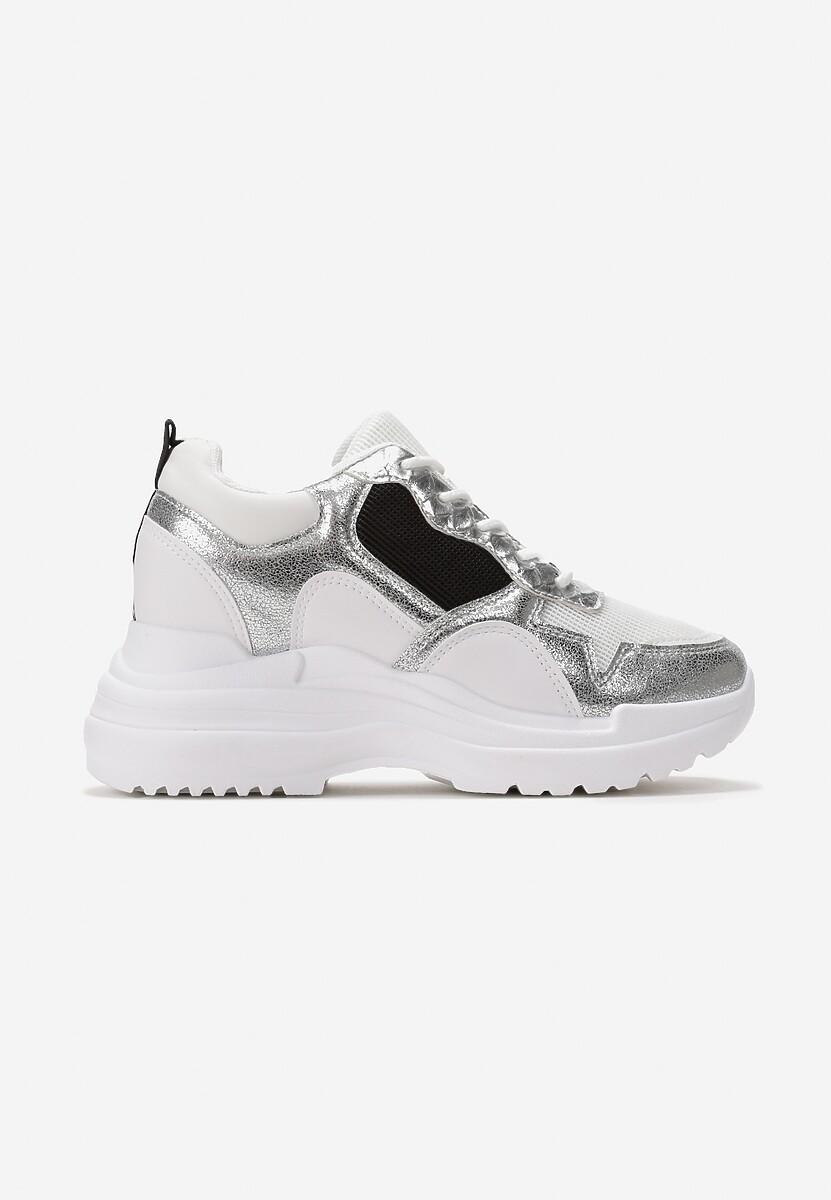 Białe Sneakersy Suzanna