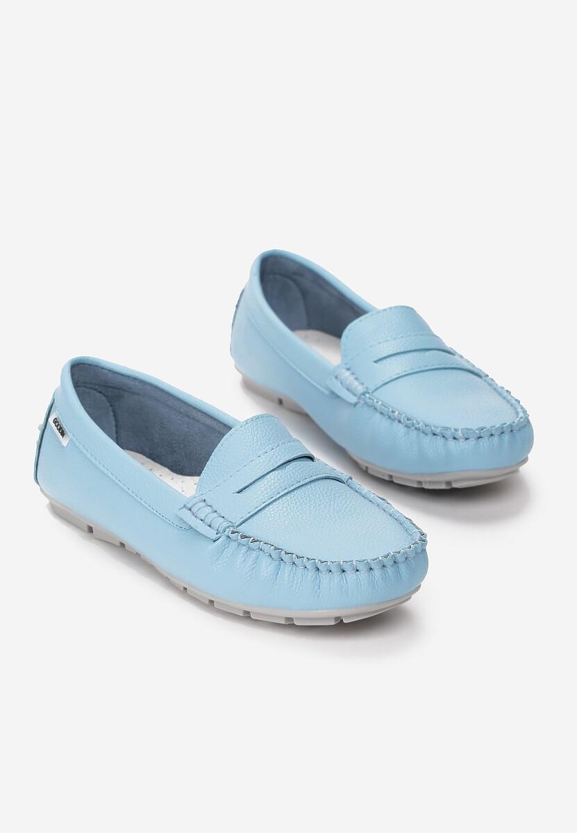 Niebieskie Mokasyny Pineda