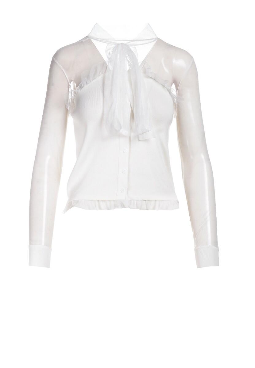 Biała Bluzka Tai