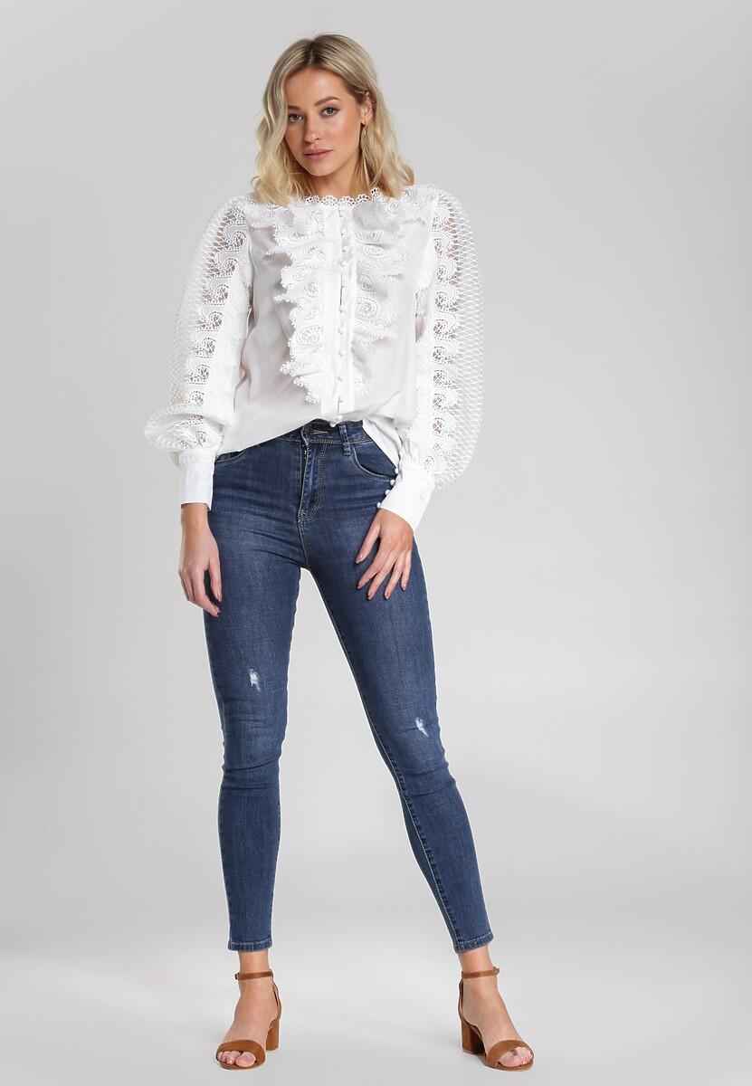 Biała Bluzka Mackie