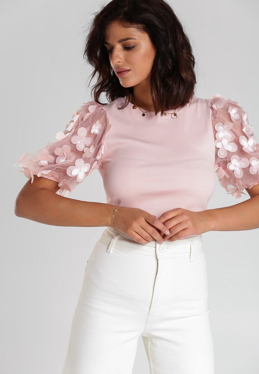 Jasnoróżowa Bluzka Ygritte Kod produktu: 112307