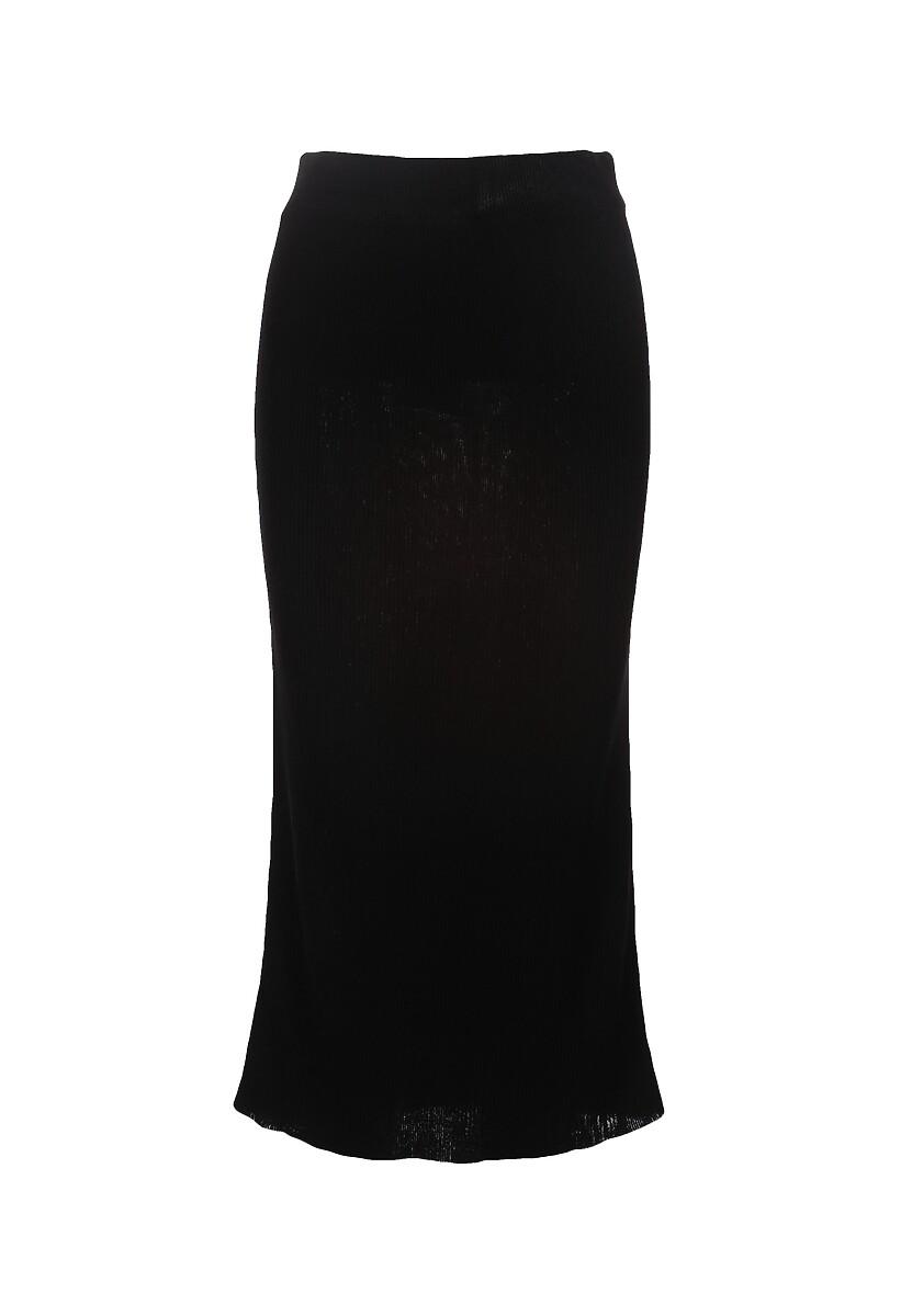 Czarna Spódnica Ponce