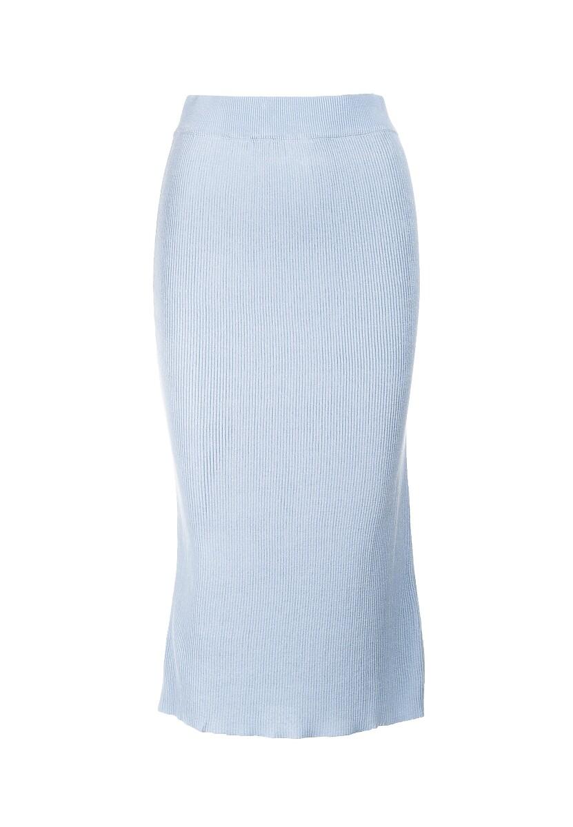Jasnoniebieska Spódnica Ponce