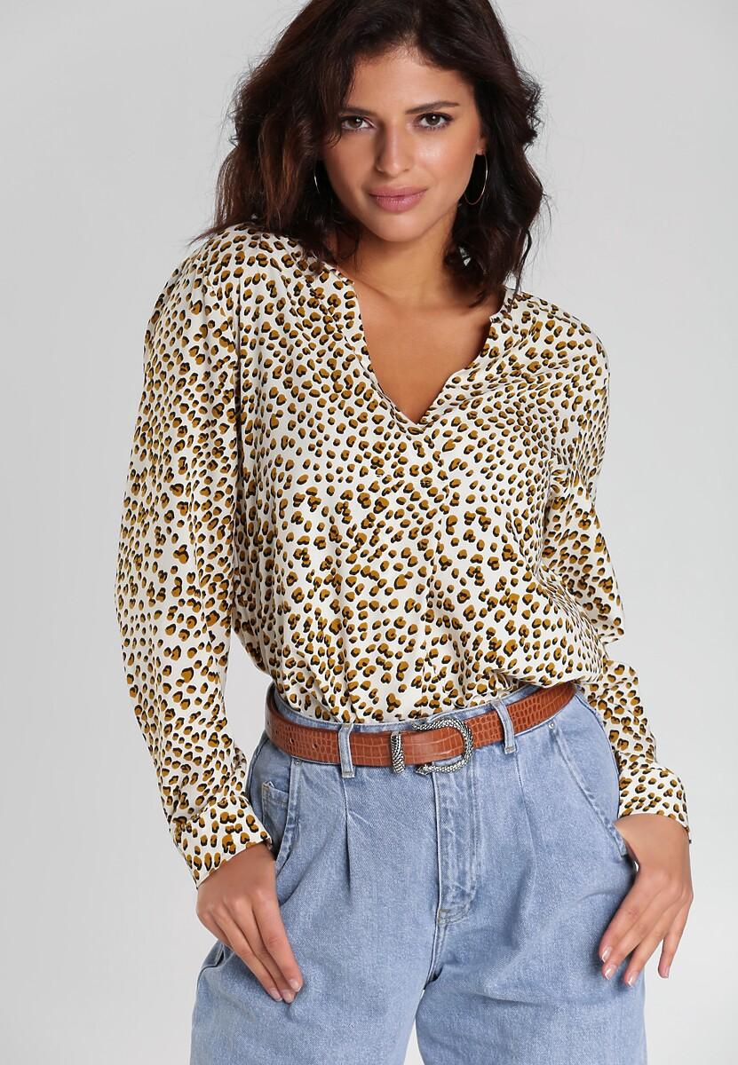 Jasnobeżowa Koszula Jace Kod produktu: 112340