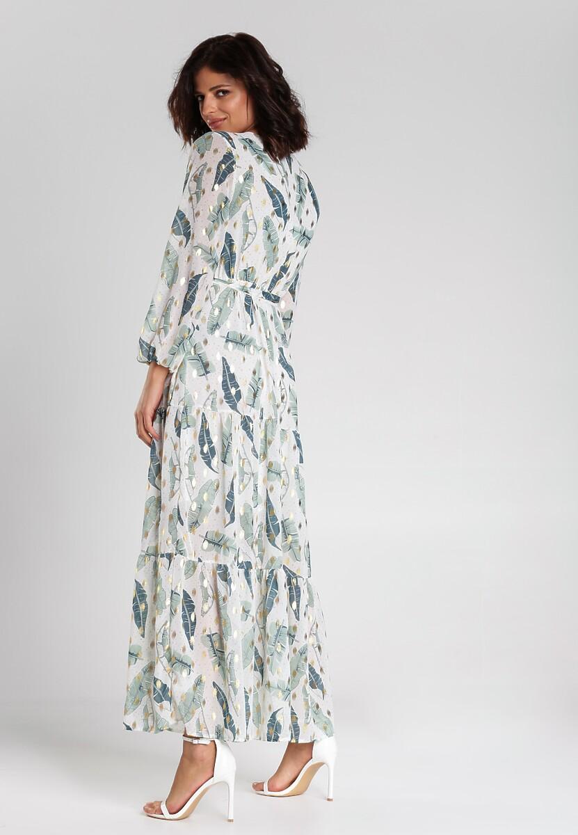 Biała Sukienka Vang