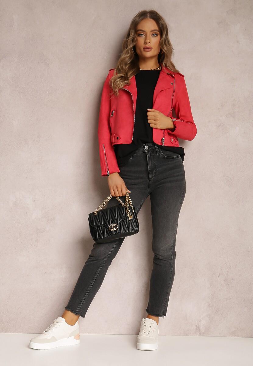 Czerwona Ramoneska Charlee