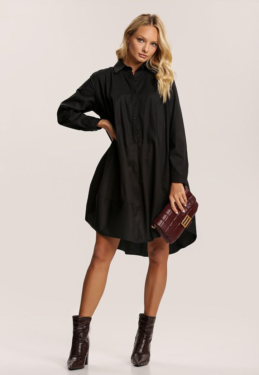 Czarna Sukienka Brogan Kod produktu: 112452