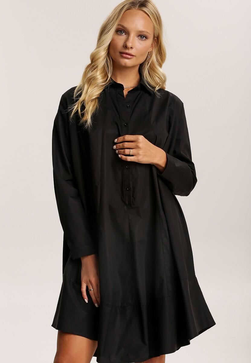 Czarna Sukienka Brogan