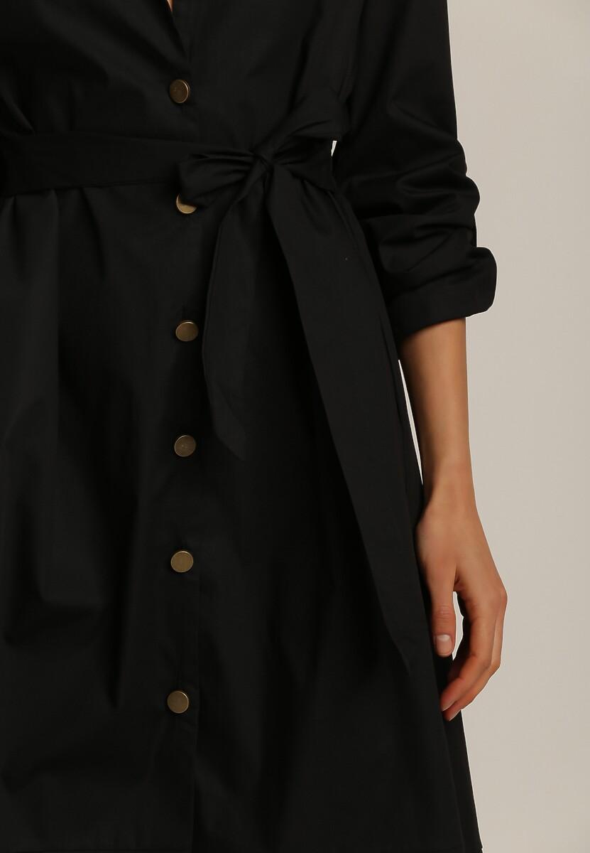Czarna Sukienka Amie