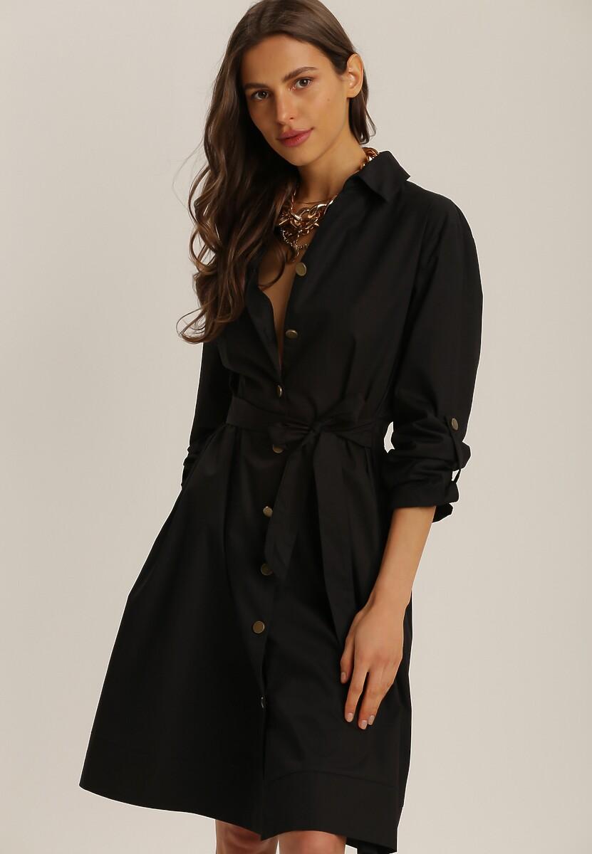 Czarna Sukienka Amie Kod produktu: 112465