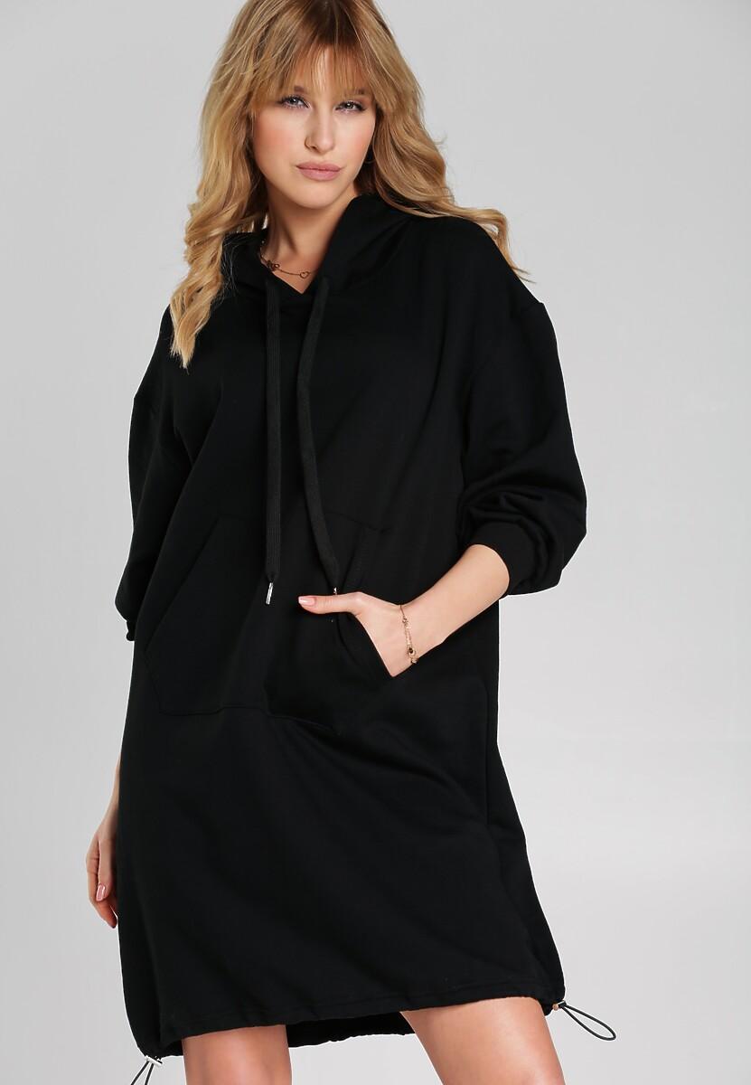 Czarna Sukienka Beckie Kod produktu: 112472