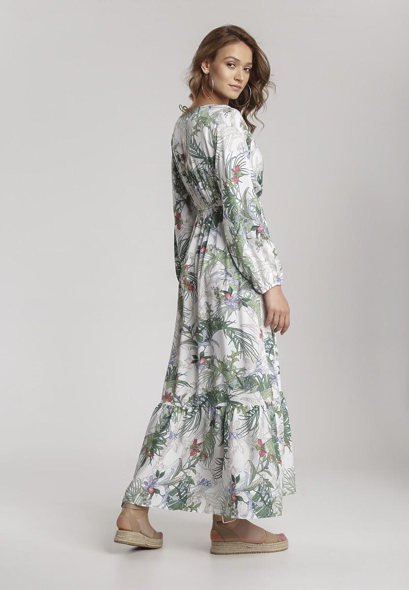 Biała Sukienka In New York