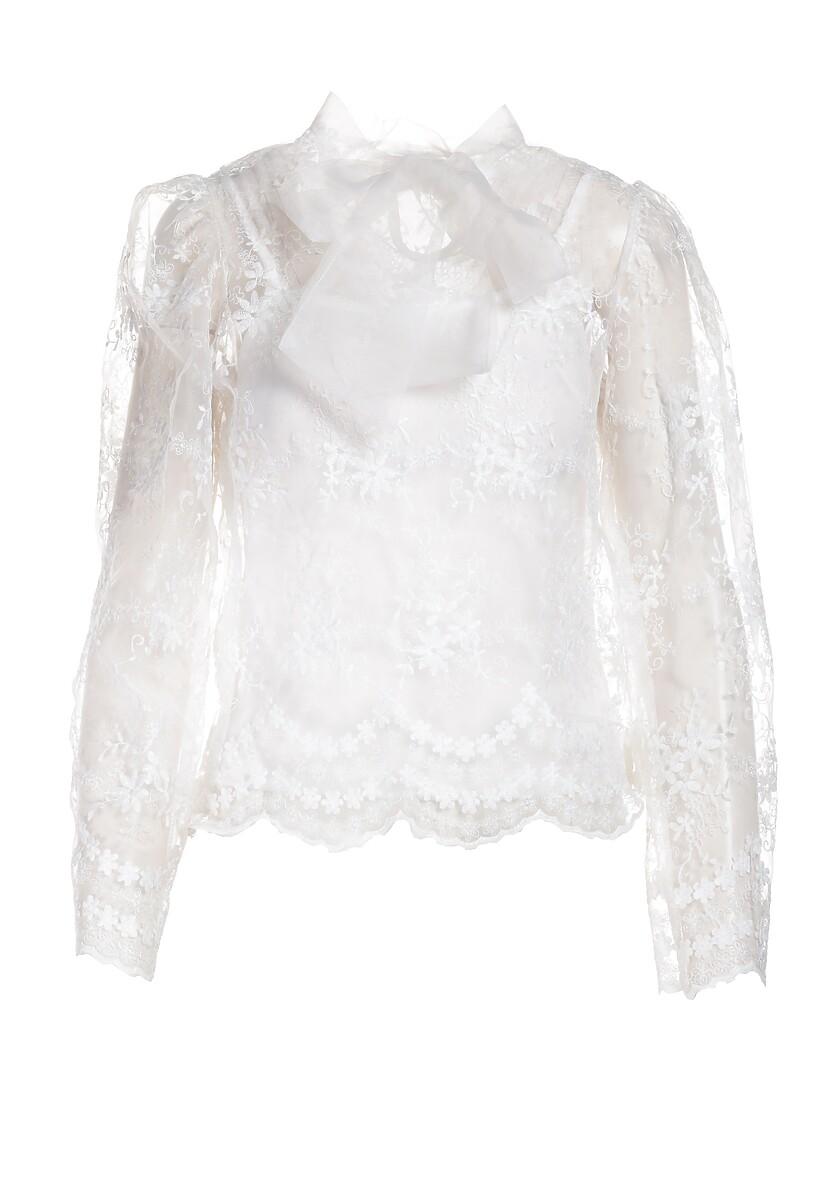 Biała Bluzka Kiona
