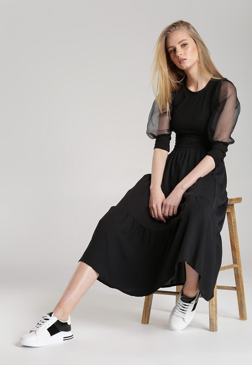 Czarna Spódnica Midori