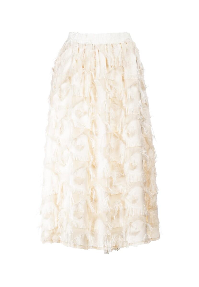 Kremowa Spódnica Tarrant