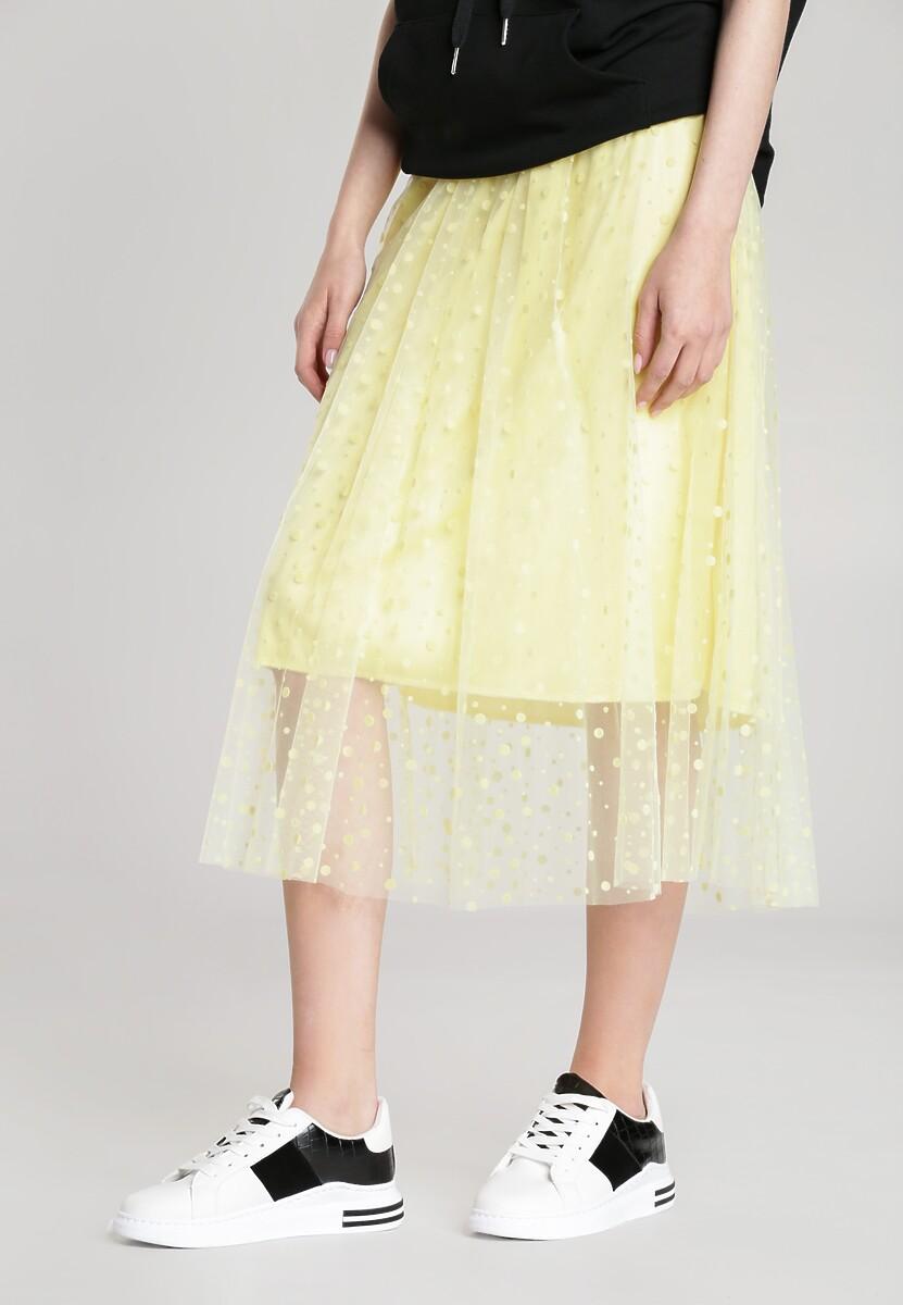 Żółta Spódnica Olivine