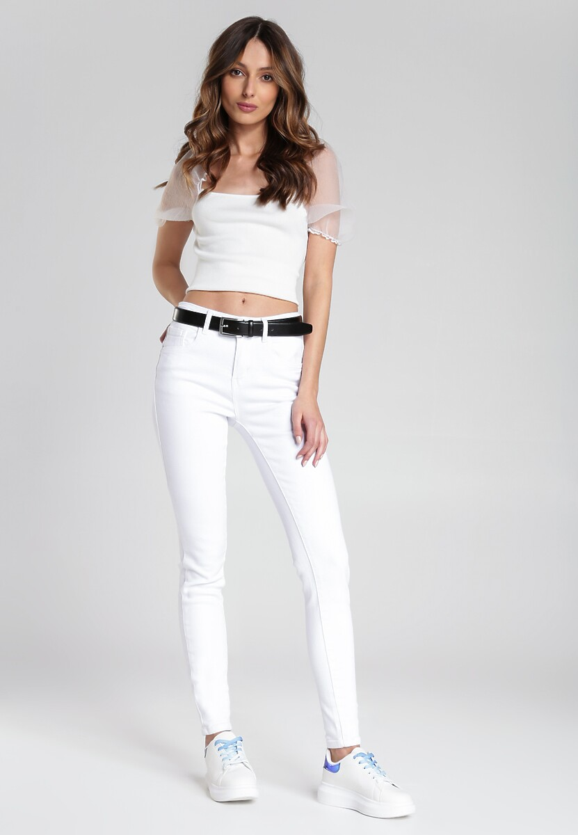 Białe Spodnie Ivana