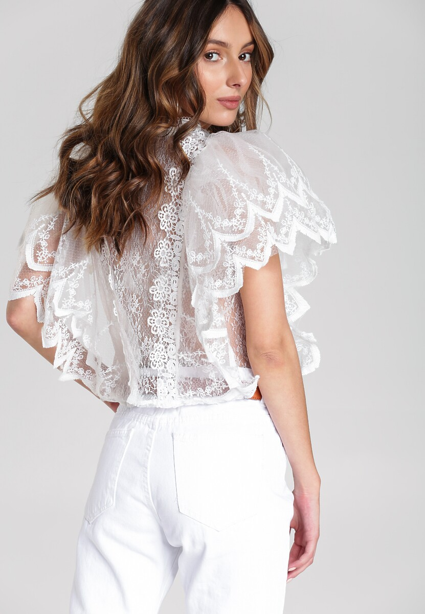 Biała Bluzka Yanet
