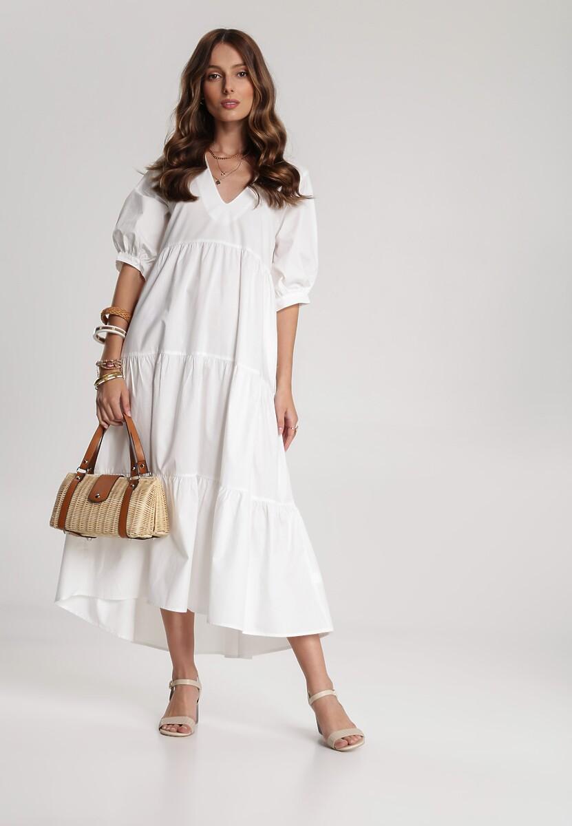 Biała Sukienka Schuyler