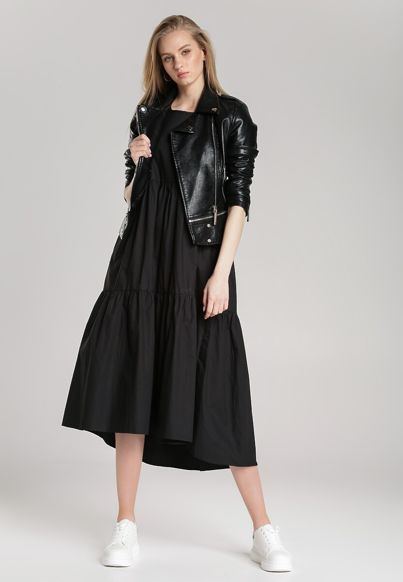 Czarna Sukienka Sonoma