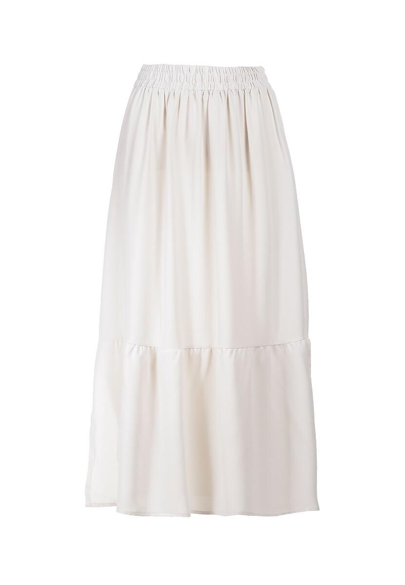 Kremowa Spódnica Tessie