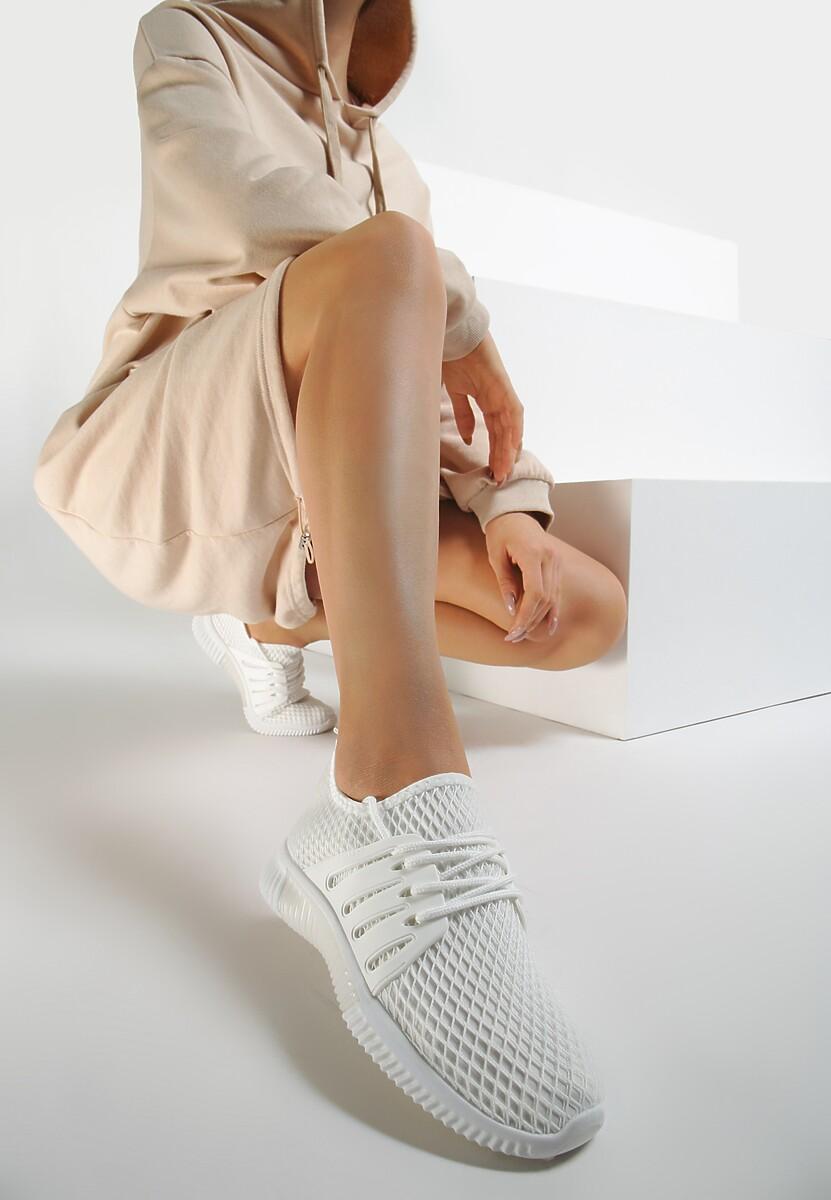 Białe Buty Sportowe Myrtoessa