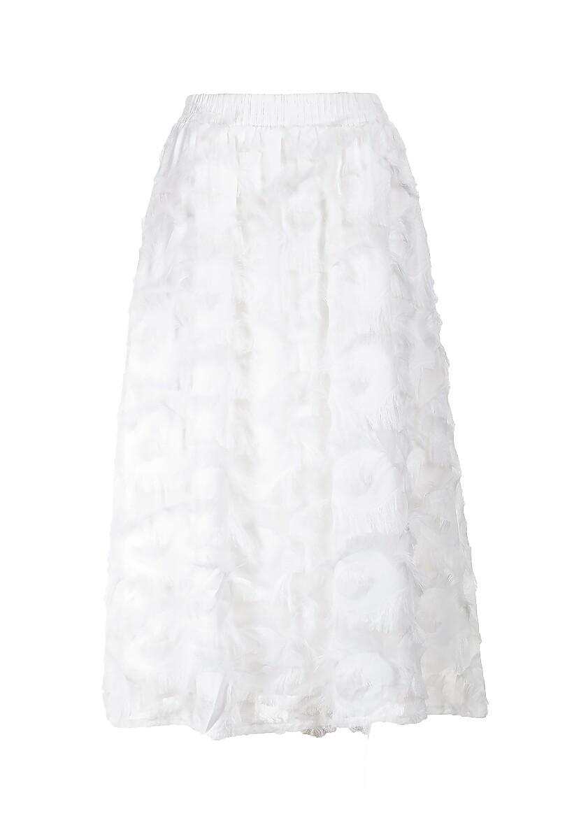Biała Spódnica Tarrant
