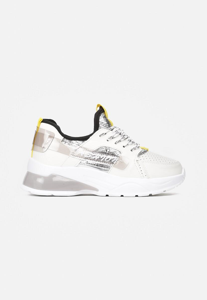Białe Sneakersy Pholebis