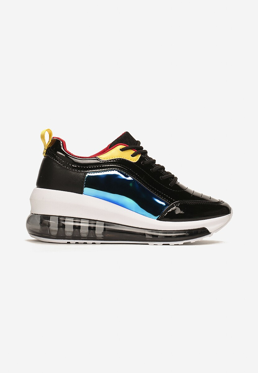 Czarne Sneakersy Orsenise