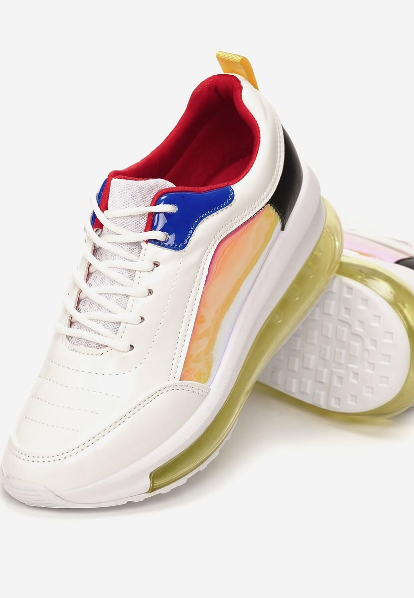 Białe Sneakersy Orsenise