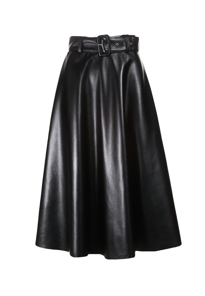 Czarna Spódnica Raixiope