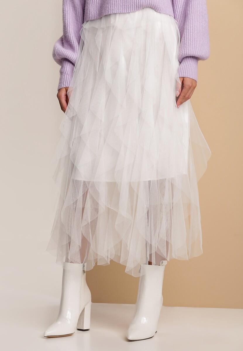 Biała Spódnica Thalody