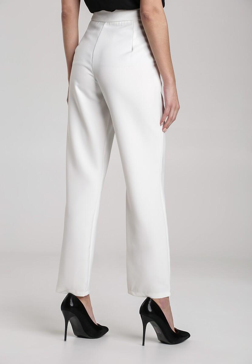 Białe Spodnie Orsolina