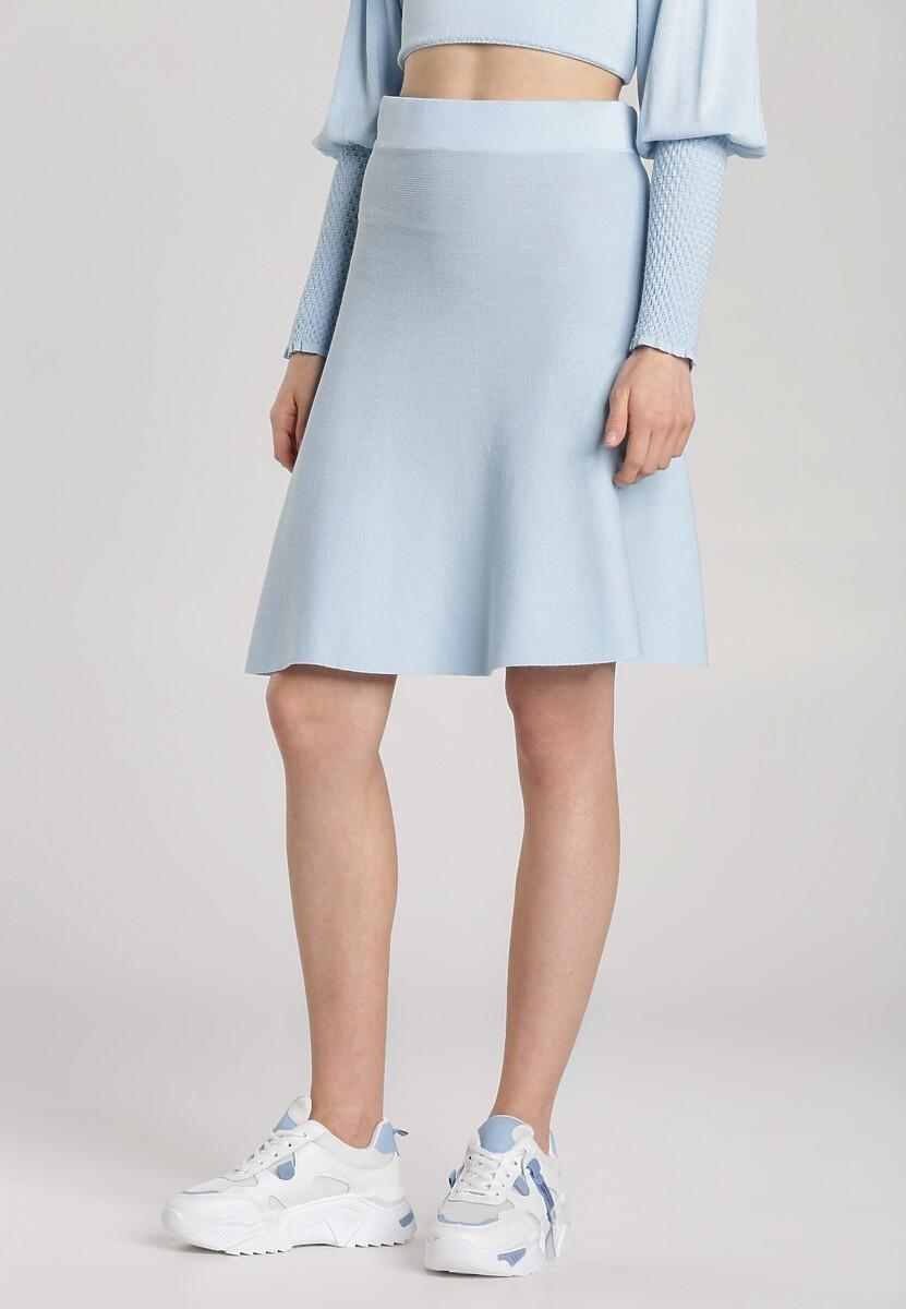 Niebieska Spódnica Sireilla