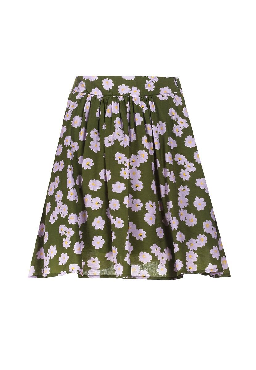 Zielona Spódnica Phiaphei
