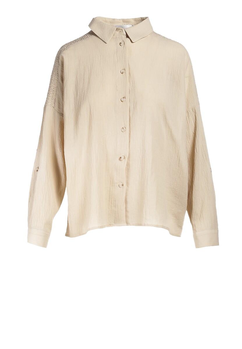 Beżowa Koszula Klytie