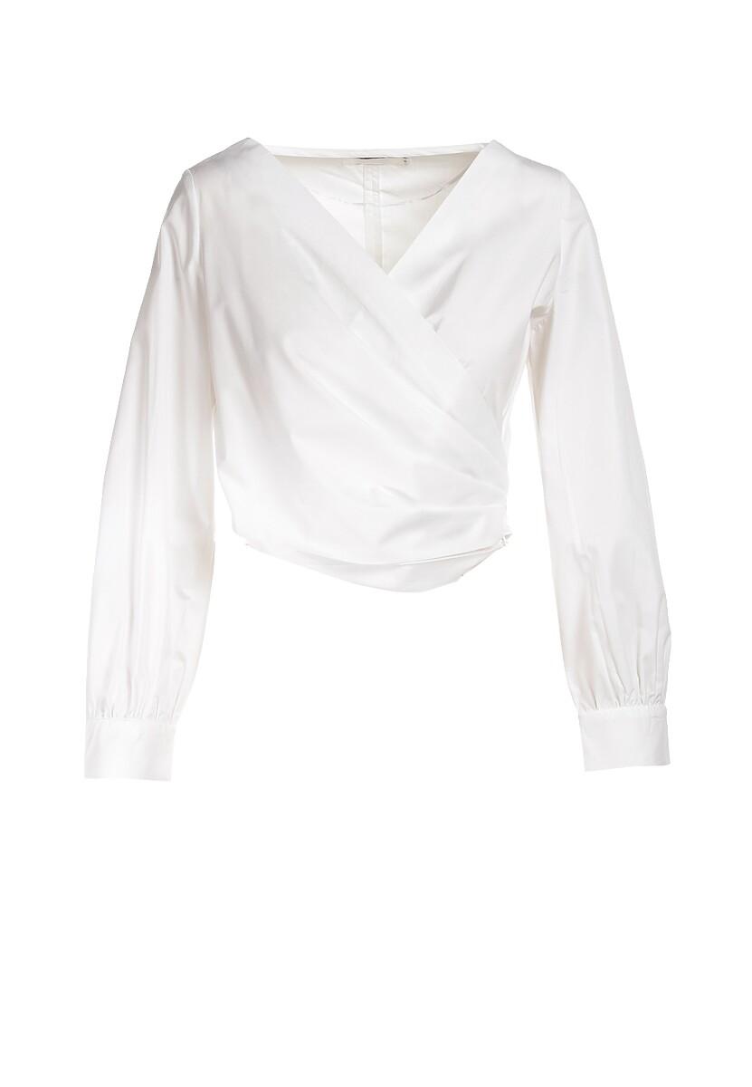 Biała Bluzka Kisseis