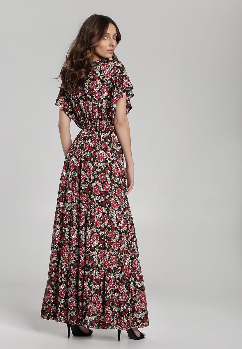 Czarna Sukienka Maliphaia