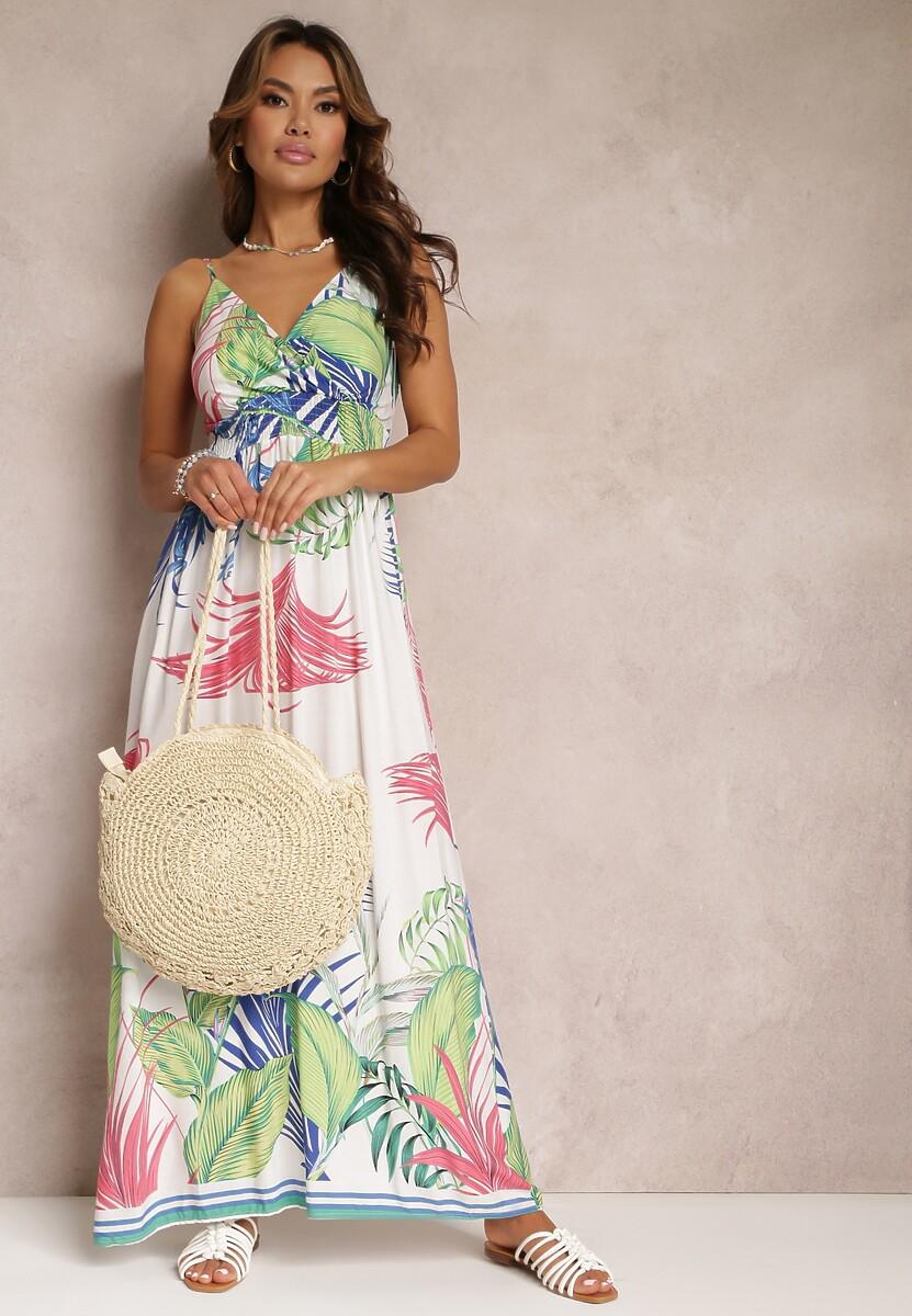 Biała Sukienka Ianariko