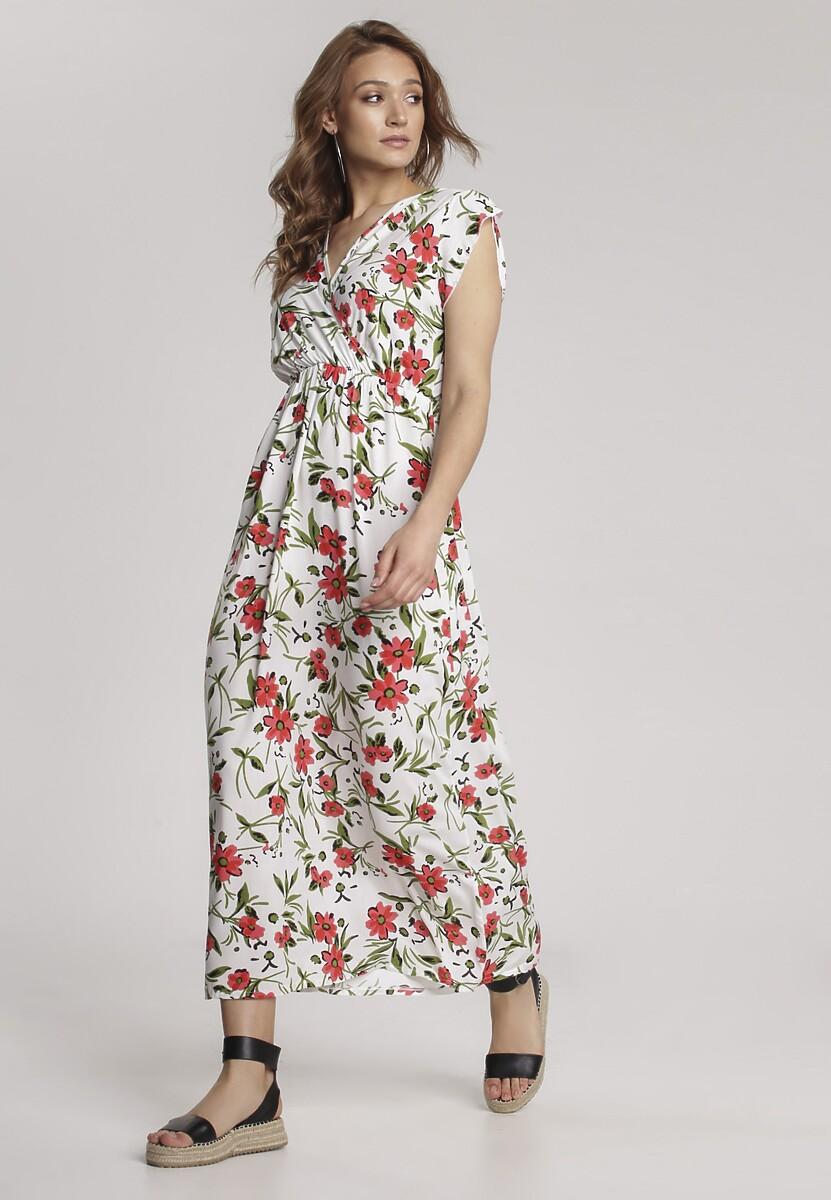 Biała Sukienka Coraphine