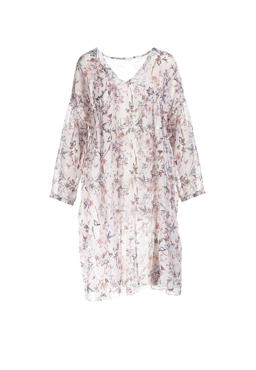 Biała Sukienka Jenyra