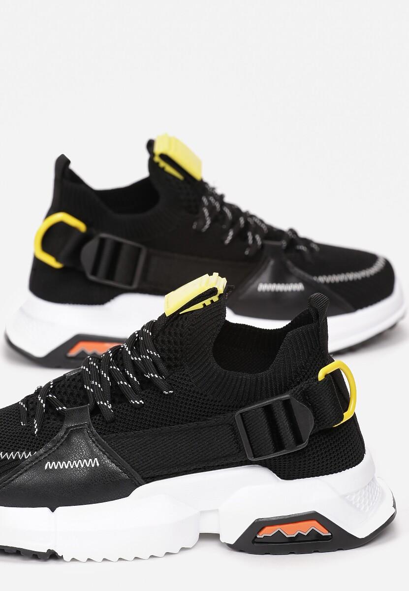 Czarne Sneakersy Free Fever