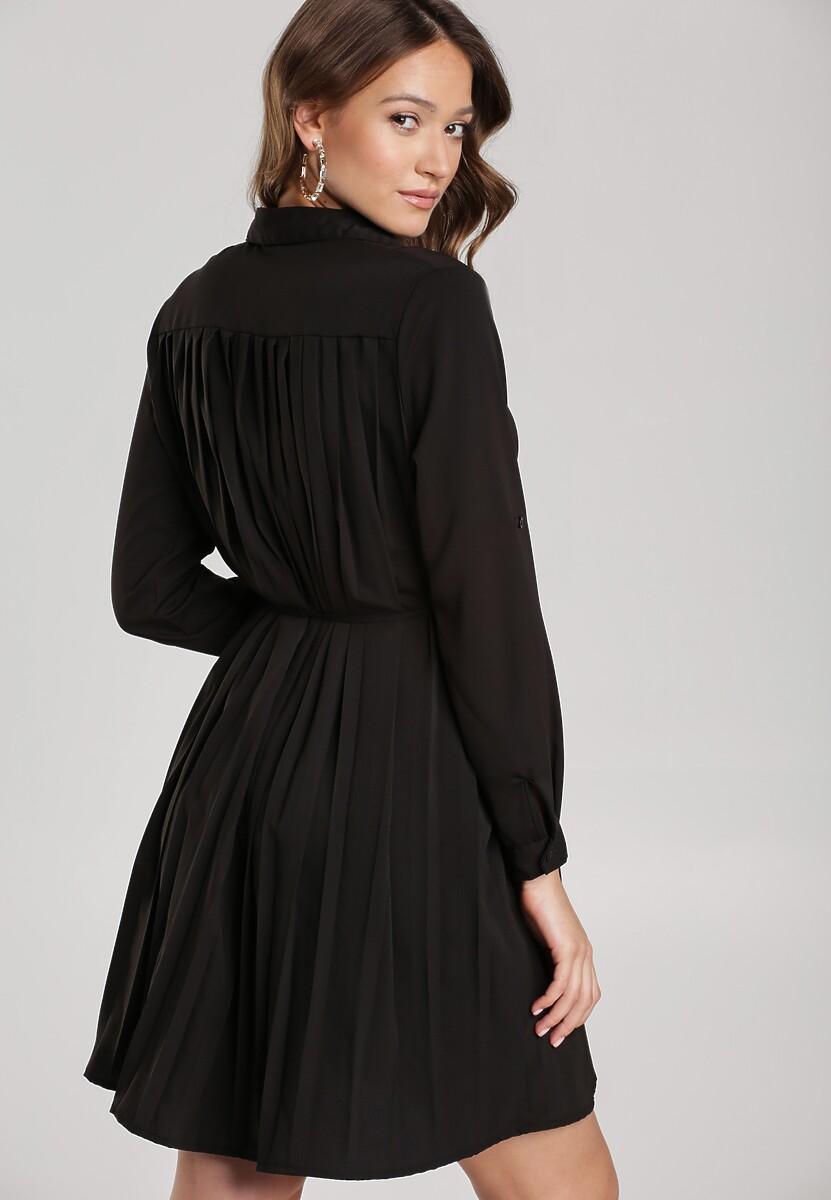 Czarna Sukienka Newfalls