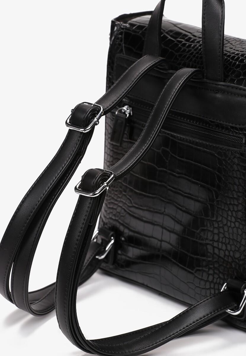 Czarny Plecak Nixelia