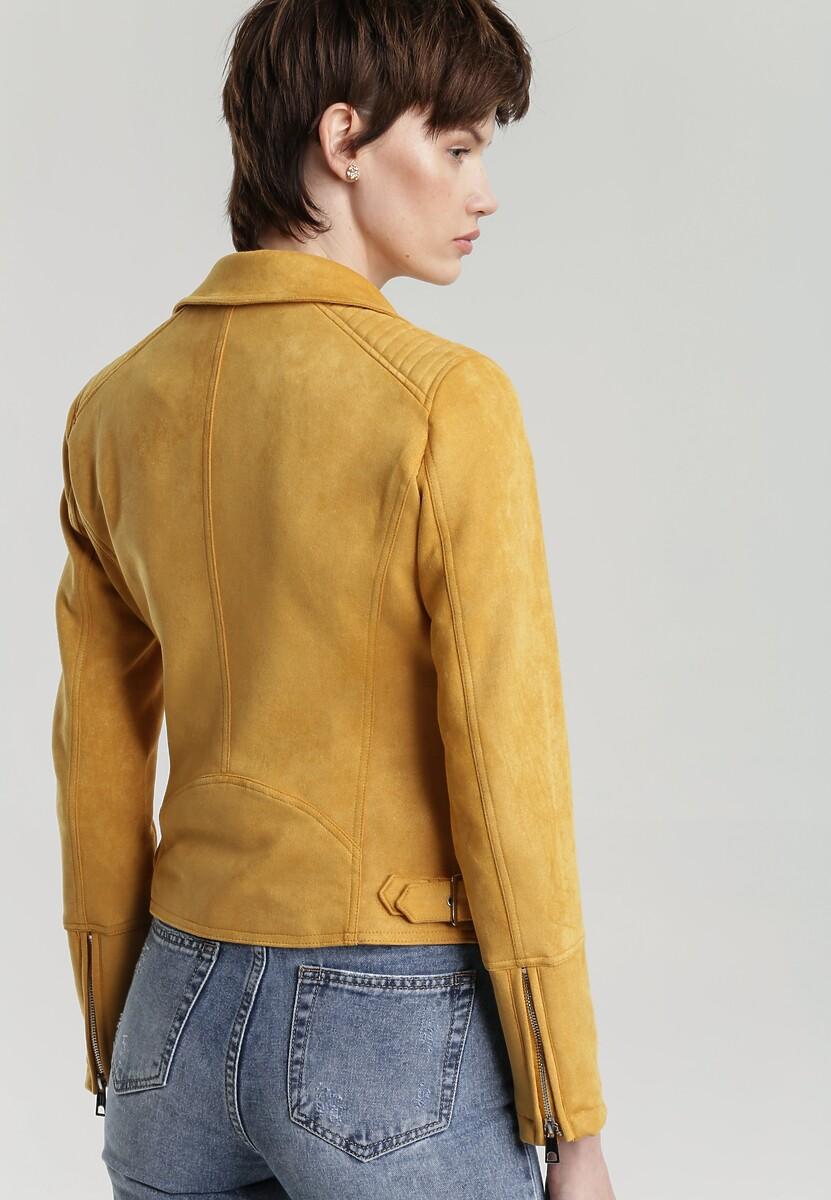Żółta Ramoneska Aribel