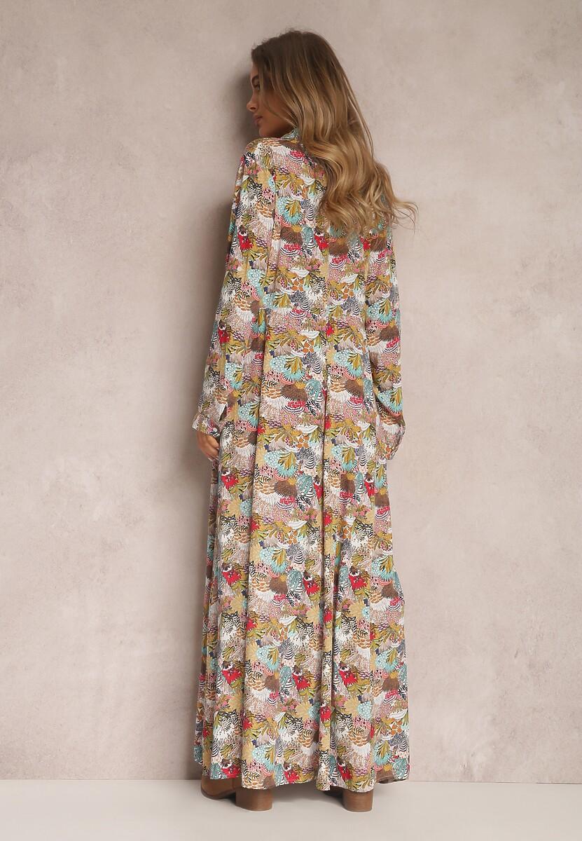Różowa Sukienka Bolimeni