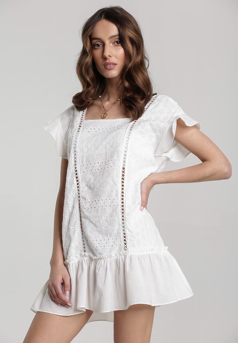 Biała Bluzka Finemore