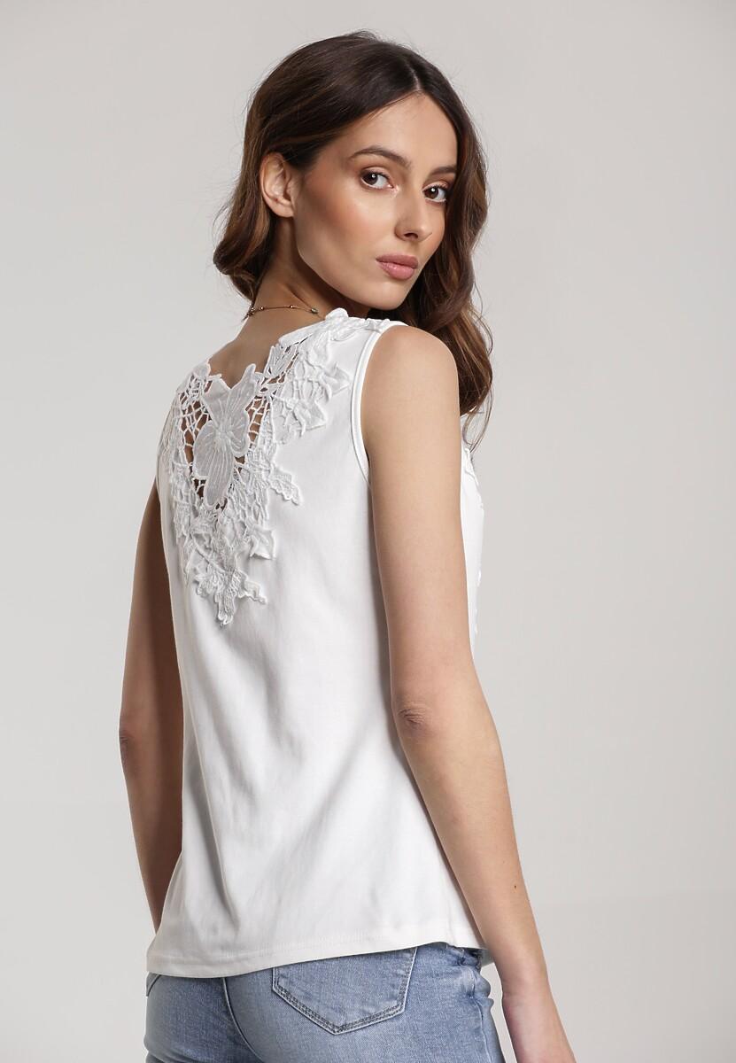 Biała Bluzka Millport