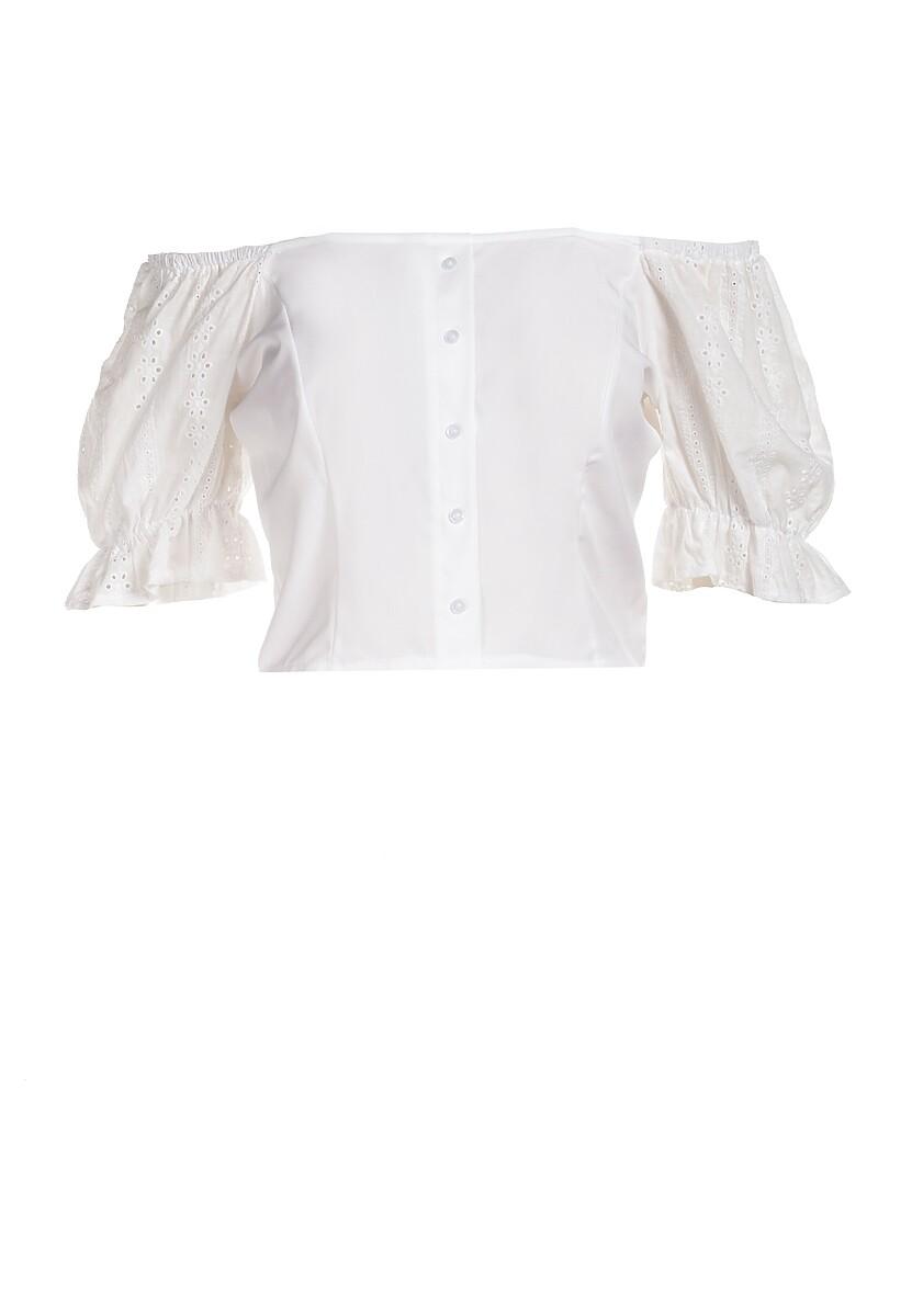Biała Bluzka Ryland